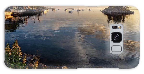 Lookout Point, Harpswell, Maine  -99044-990477 Galaxy Case