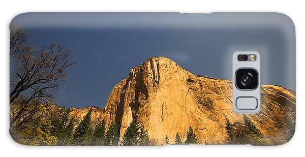 Looming El Capitan  Galaxy Case