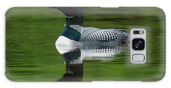 Loon Reflections On The Lake Galaxy Case