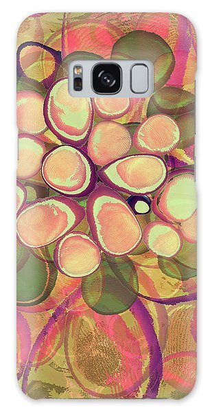 Loopy Dots #21 Galaxy Case