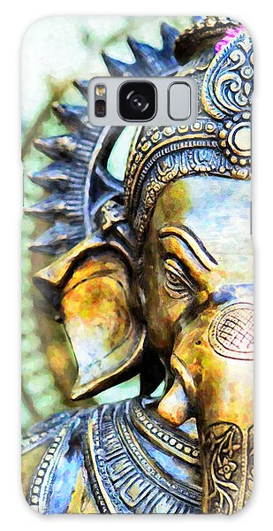 Lord Ganesha Galaxy Case
