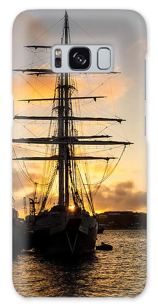 Lord Nelson Sunrise Galaxy Case