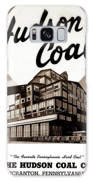 Loree Colliery Larksville Pa. Hudson Coal Co  Galaxy Case