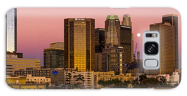 Los Angeles Moonrise 2014 Galaxy Case