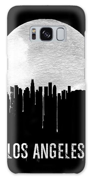 Los Angeles Skyline Black Galaxy Case