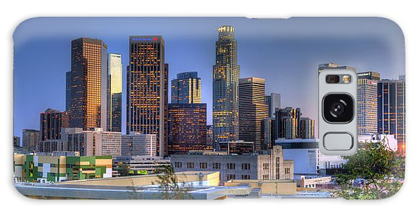 Los Angeles Skyline Galaxy Case