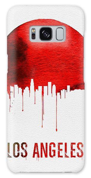 Los Angeles Skyline Red Galaxy S8 Case