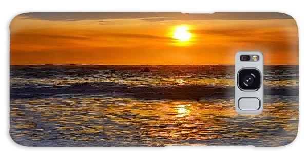 Lost Coast Sunset Galaxy Case