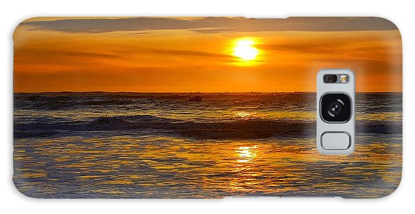 Lost Coast Sunset Galaxy Case