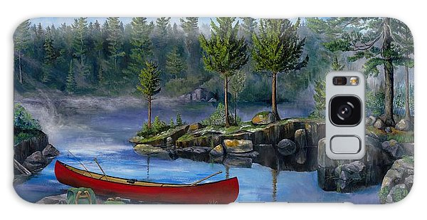 Lost In The Boundary Waters Galaxy Case