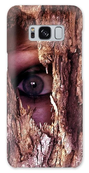 Lost In The Woods Galaxy Case