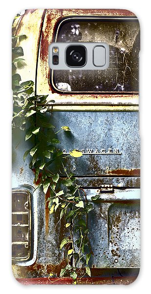 Galaxy Case featuring the photograph Lost In Time by Carolyn Marshall