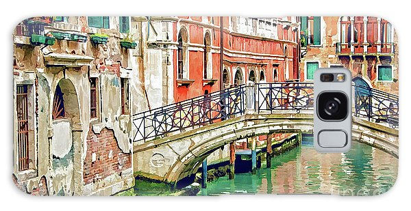 Lost In Venice Galaxy Case