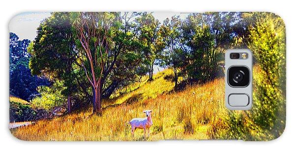 Lost Lamb Galaxy Case by Rick Bragan