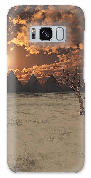 Lost Pyramids Galaxy Case