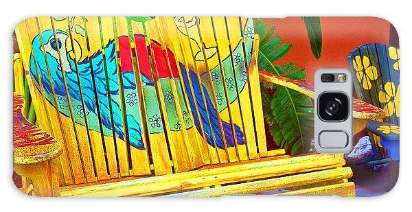 Parrot Galaxy S8 Case - Lost Shaker Of Salt 2 by Debbi Granruth