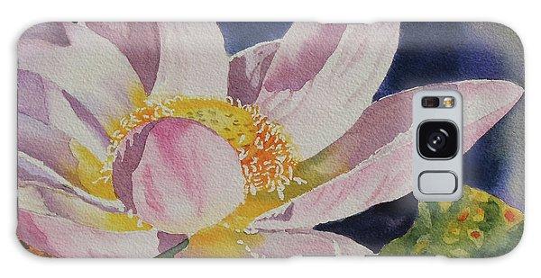 Lotus Bloom Galaxy Case