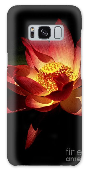 Lotus Blossom Galaxy Case by Paul W Faust -  Impressions of Light