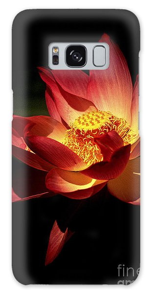 Lotus Blossom Galaxy Case