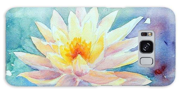 Lotus Awakens Galaxy Case