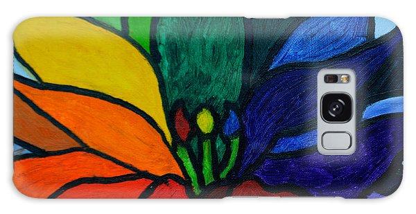 Lotus Flower 1 Galaxy Case