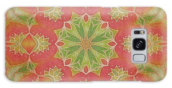Lotus Garden Galaxy Case by Mo T