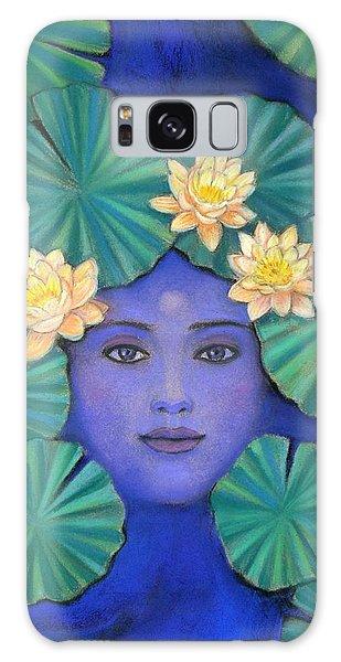 Lotus Nature Galaxy Case