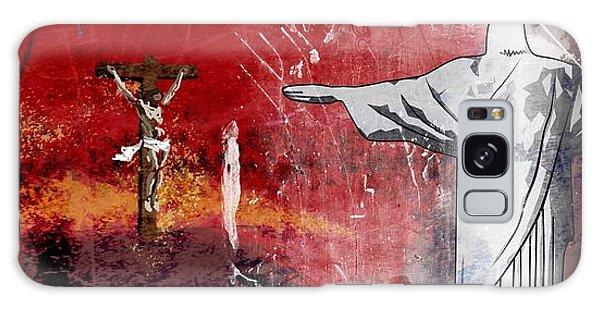 World Religion Galaxy Case - L'oublie De L'apocalypse by Francois Domain