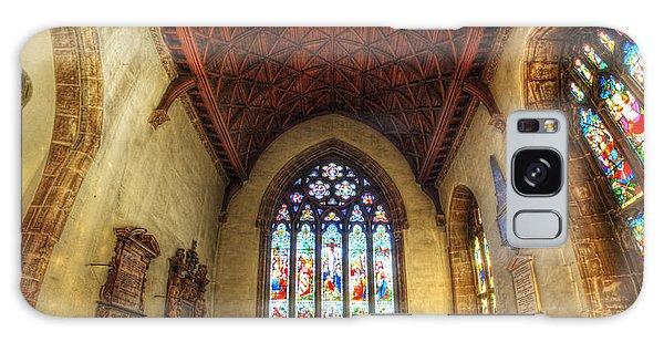 Loughborough Church - Altar Vertorama Galaxy Case