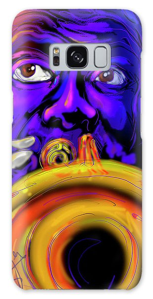Louie Galaxy Case by DC Langer