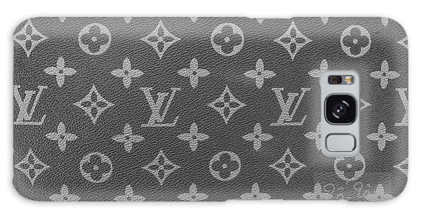 Any Galaxy Case - Louis Vuitton Black And White Monogram by To-Tam Gerwe