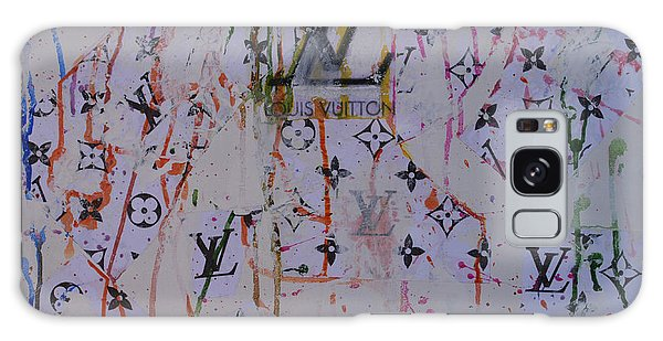 Scarf Galaxy Case - Louis Vuitton Monograms by To-Tam Gerwe