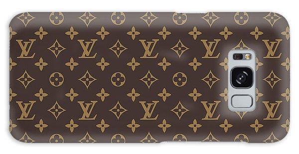 Louis Vuitton Texture Galaxy Case