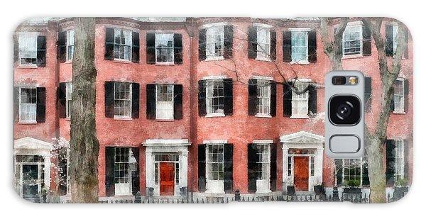 Louisburg Square Beacon Hill Boston Galaxy Case