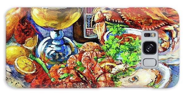 Food Galaxy Case - Louisiana 4 Seasons by Dianne Parks