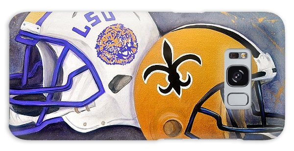 Louisiana Fan Galaxy Case