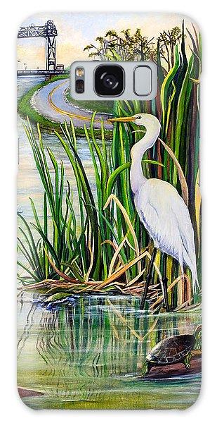 Louisiana Wetlands Galaxy S8 Case