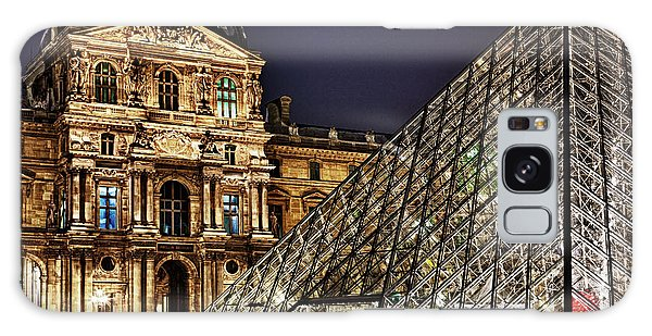 Louvre By Night I Galaxy Case