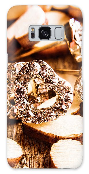 Earring Galaxy Case - Love And The Jewellery Store by Jorgo Photography - Wall Art Gallery