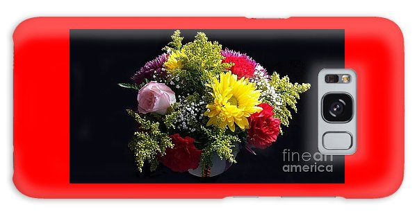 Love Bouquet Galaxy Case