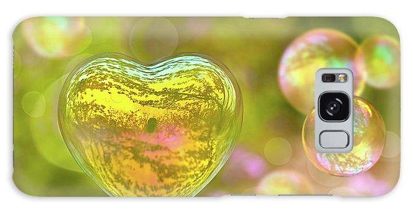 Love Bubble Galaxy Case