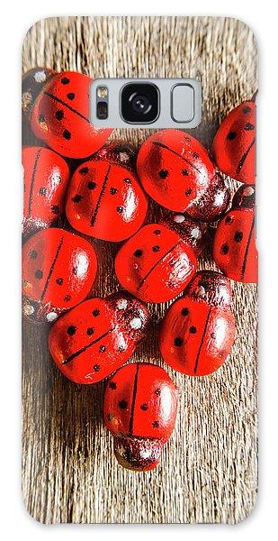 Love Bug Galaxy Case
