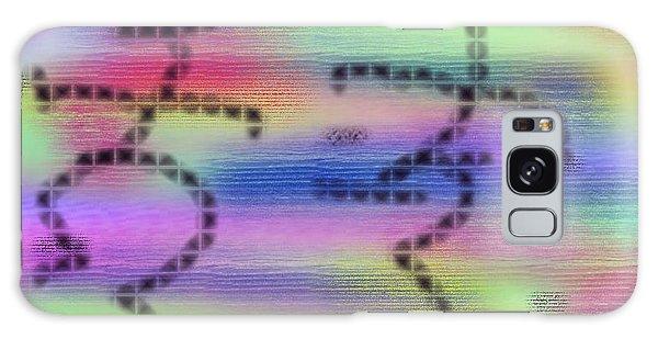 Love Colors Galaxy Case by Alec Drake