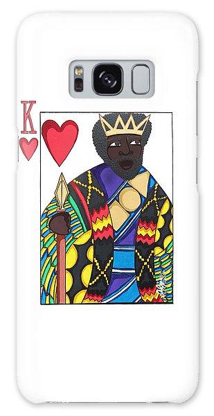 Love King Galaxy Case