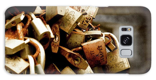 Love Locks Galaxy Case