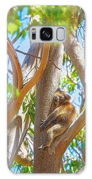 Love My Tree, Yanchep National Park Galaxy Case
