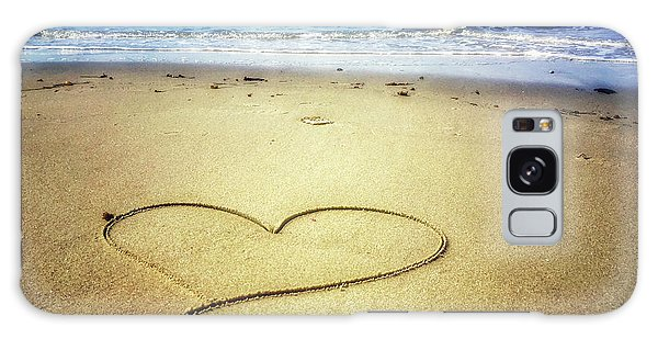 Love Of The Ocean Galaxy Case