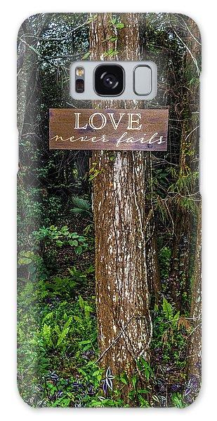 Love On A Tree Galaxy Case