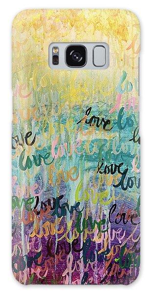 Love Reigns Galaxy Case