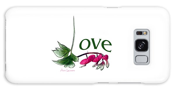 Love Shirt Galaxy Case